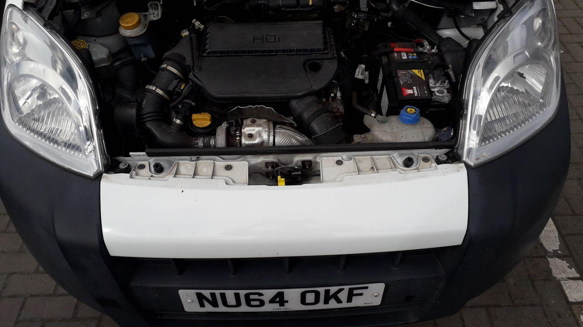 Peugeot Bipper 1.3 Hdi 75 S Diesel Van, Registrati - Image 9 of 13