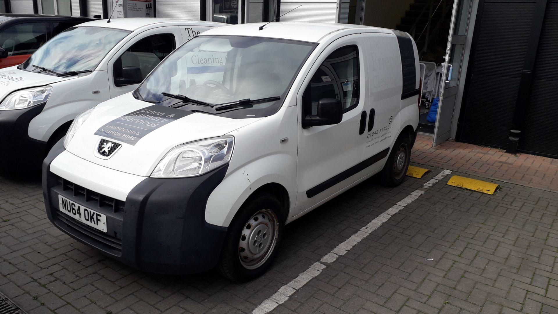 Peugeot Bipper 1.3 Hdi 75 S Diesel Van, Registrati - Image 2 of 13