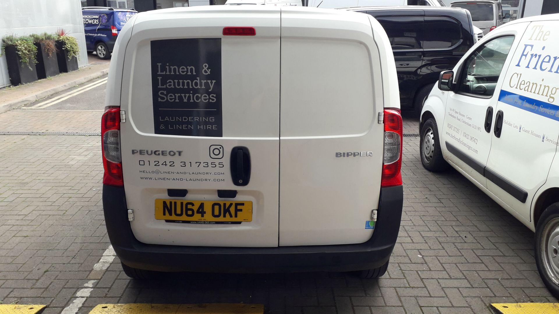 Peugeot Bipper 1.3 Hdi 75 S Diesel Van, Registrati - Image 5 of 13