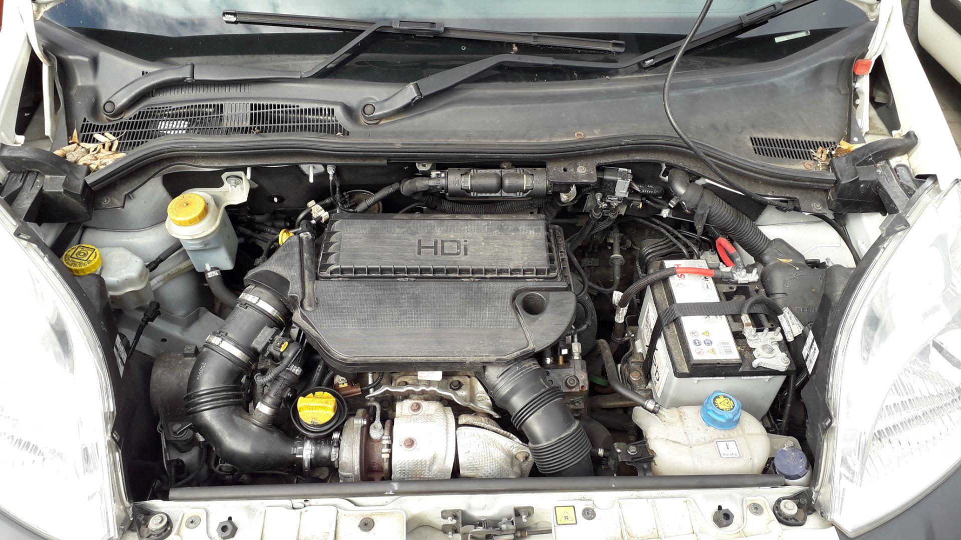 Peugeot Bipper 1.3 Hdi 75 S Diesel Van, Registrati - Image 10 of 10