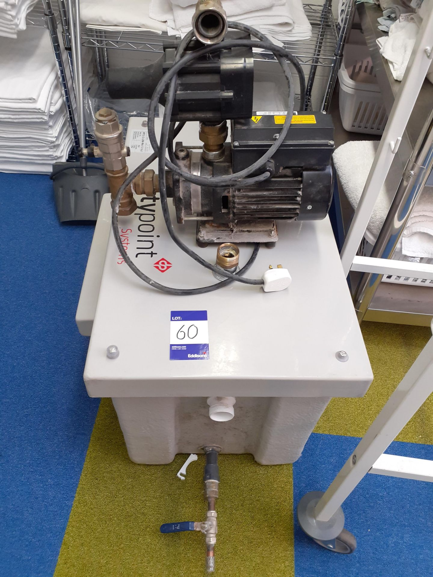 Modus HP25-2-02M CQOB Pump and Dutypoint Water Tan