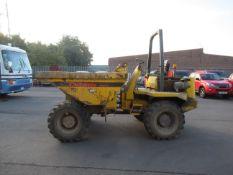 Thwaites MACH 160 6 tonne dumper, Serial Number 1-