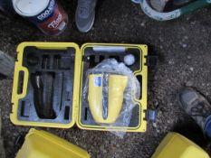 Leica Sprinter 200, Pipeline digital laser, unused. (Located Scunthorpe)