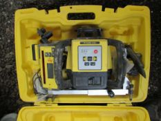 Leica Rugby 640 a multipurpose self-levelling laser. (Located Scunthorpe)