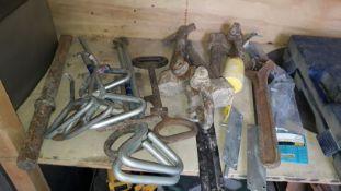 Small Quantity of Manhole Keys. (Located at 30-36 Fisherton Street, Salisbury, SP2 7TL)