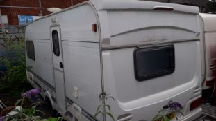 Lunar Clubman 475NT 2 Berth Touring Caravan (No Key) (Located at 30-36 Fisherton Street,