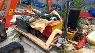 Pallet Truck 2000kg with 1500mm Forks. (Located at 30-36 Fisherton Street, Salisbury, SP2 7TL)