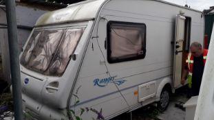 Bailey Ranger 460/2 2 Berth Touring Caravan Internal Length approx. 4450 x 2200mm. (Located at 30-36