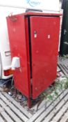 Steel Site Fuse Box. (Located at 30-36 Fisherton Street, Salisbury, SP2 7TL)
