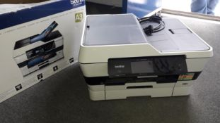 Brother MFCJ6920DW All in One A3 Inkjet Printer Serial Number E72247G5F236165. (Located at 30-36