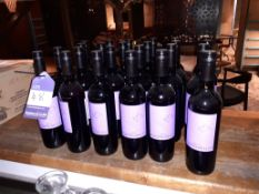 24 Bottles Castelbello Rosso Red Wine, Located at 14 Leicester Square, London WC2H 7NG