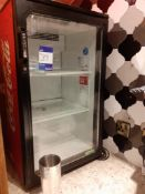Russell Hobbs Table Top Refrigerator & Norcool Undercounter Display Refrigerator, Located at 14