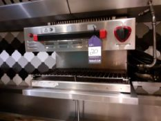 Angelo PO 60SM-Como Gas Fired Rise & Fall Salamander Grill with Wall Mount Bracket, Located at 14