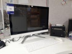 Lenovo Idea Centre All in one computer, F0BX