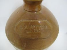 "F.R.Sutton Brigg Flagon ""missing handle"""