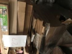 Curved Doors, Units, Panels (Pallet 27) (viewing and collection from Unit B, Scotch Park Trading