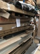 Large Stack of panels (pallet 18) (viewing and collection from Unit B, Scotch Park Trading Estate,