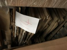 Kitchen doors (pallet 14) (viewing and collection from Unit B, Scotch Park Trading Estate, Forge