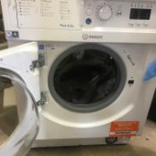 Indesit Integrated Washer