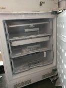 Built Under Freezer