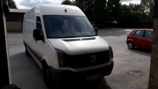 Volkswagen Crafter CR35 2.0 TDI 109PS High Roof LW