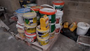 Contents of Pallet containing Various Unused and P