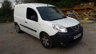 Nissan NV250 1.5 DCI 95PS Acenta Van Registration