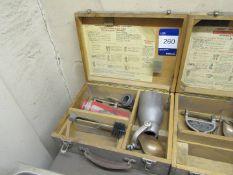 Speedy Moisture Tester (standard model) in wood case