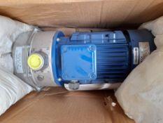 Lowara pump, number 01007 (boxed)