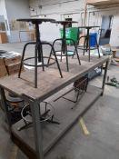 5 various stools