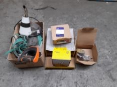 Box to contain various grinding wheels, metal, bures and cutting disks etc