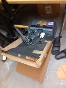 Hix N-800 Transfer Thermal Press