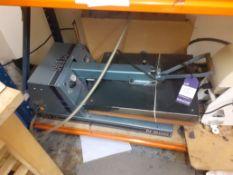 Hix N-800 Transfer Heat Press
