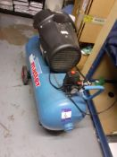 Air Mate Tiger 14/100 Turbo Receiver Mounted Mobile Compressor (2010)