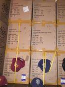 6 Cartons of Scotland Themed Golf Cap