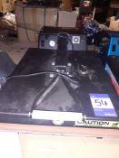 Hix N 840 Thermal Transfer Press