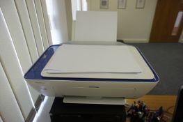 HP Deskjet 2630 Printer and Document Shredder