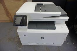 HP Colour LaserJet Pro MFPM277dw Printer