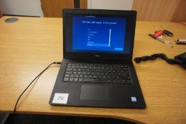 Dell Latitude 3480 Laptop Computer, Service Tag 9F