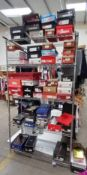 Approximately 60x Various Designer Ladies and Mens Shoes. Ladies Sizes Range From 2- 8, Mens Sizes R