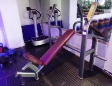 Unbranded Incline Bench Press