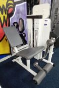 Guardian Rack Weighted Knee Extension Machine