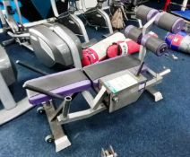 Energie for Life Plate Loaded Abdominal Bench Machine