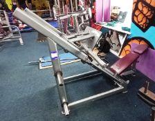 Unbranded Plate Loaded Power Leg Press