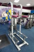 Unbranded Dip, Leg raise and Pull up Machine