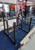 Unbranded Squat Rack Station