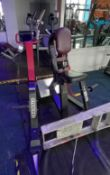Sterling Plate Loaded Seated Row Machine
