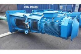 SSP GR12C/4 Vertical Turbine Pumps