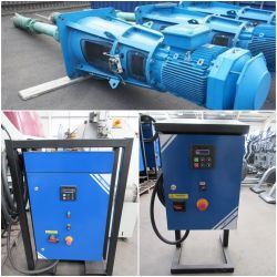 Online Auction of Water Pumps and Control Panels on behalf of Severn Trent Water