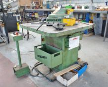 Boschert MB74 Trumpf Combined Notcher and Punch, s/n 272, 3-phase